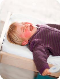 Baby tandjes koorts